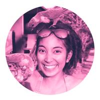 Jessica Devnani of Pink Plankton