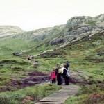 Vandring in Norway