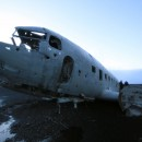 crashed b-52 world war 2 plane in Iceland