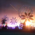 Burning Man: Day to Night