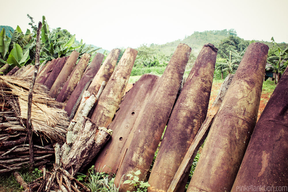 bomb fence