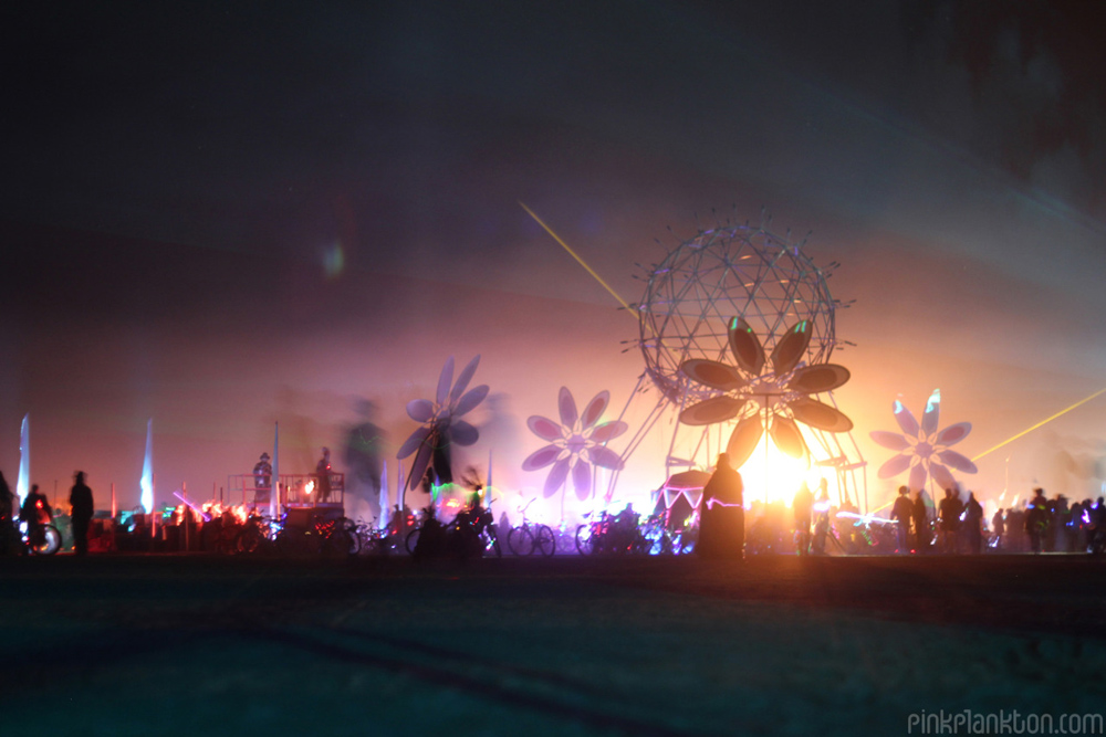 Festival Photography: Burning Man