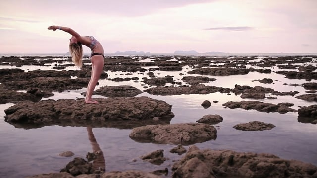 Yogalife: Life Before Work Travel Promotional Video