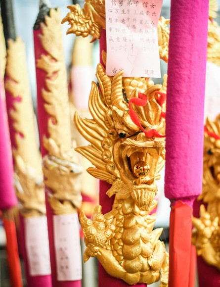 Chinese New Year in Georgetown, Malaysia