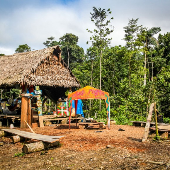 I Lived in the Amazon Version of 'The Beach'