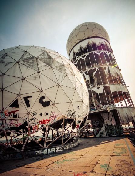 Teufelsberg: Abandoned Spy Station in Berlin