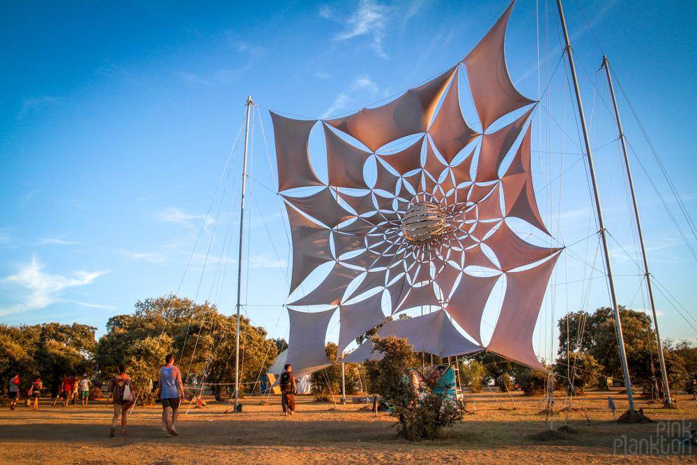 art at Boom Festival