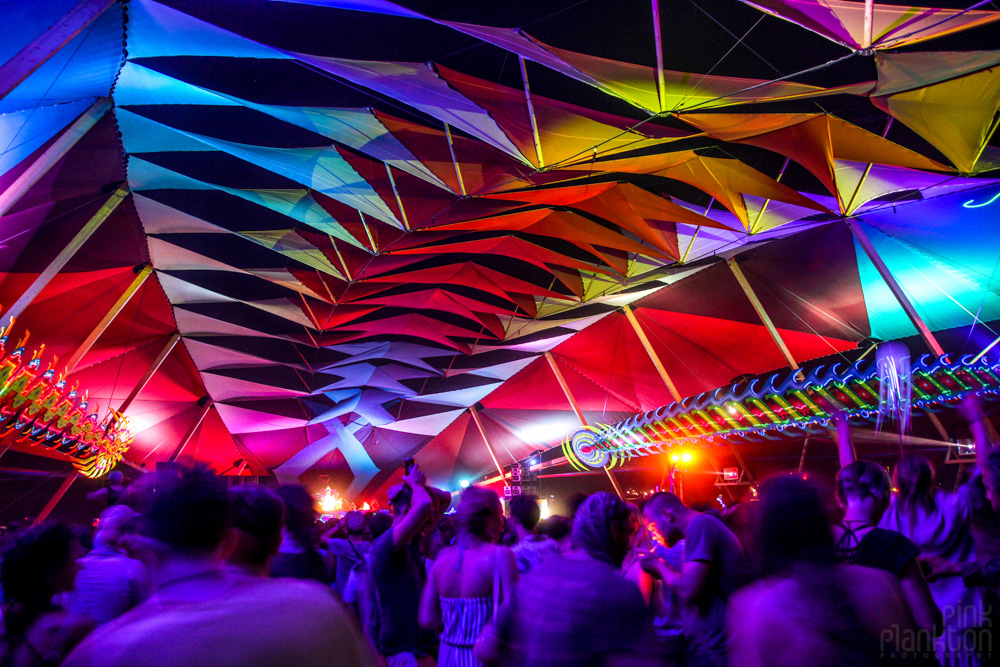 Dance Temple at Boom Festival