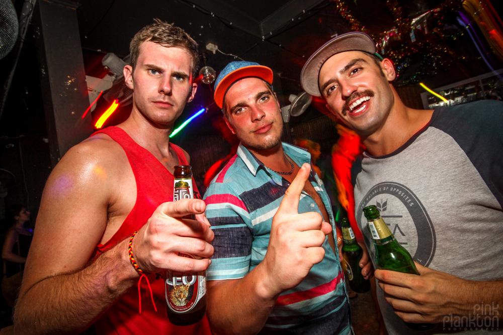 boys in club