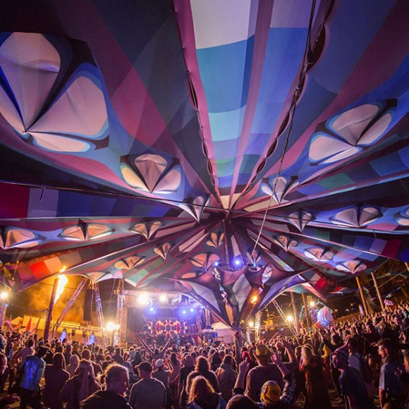 9 Transformational Festivals in Australia, New Zealand & Asia