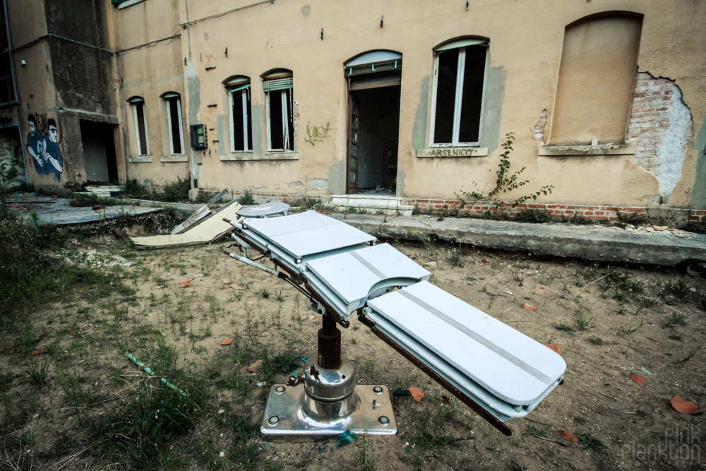 Ospedale al mare in Venice