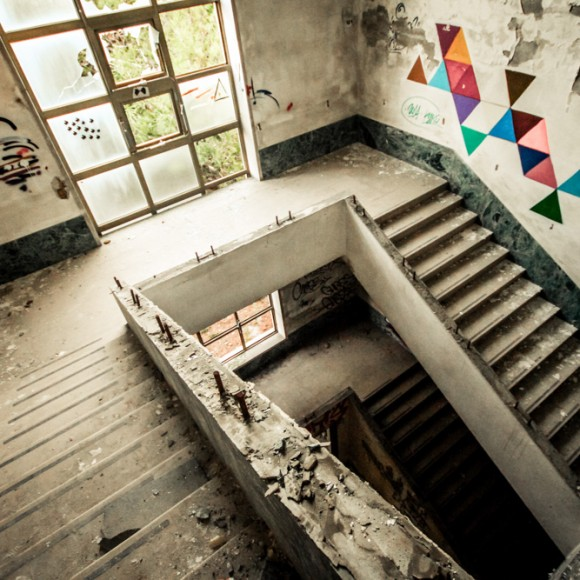 Ospedale al Mare: An Abandoned Hospital in Venice