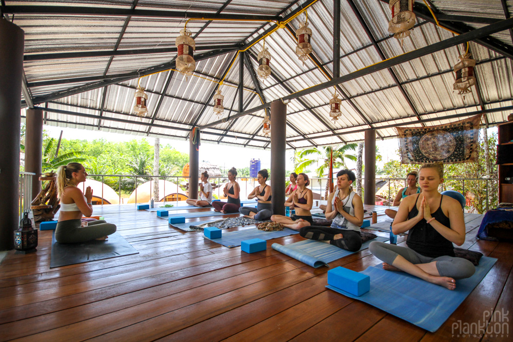 yogalife retreat at krabilife homestay