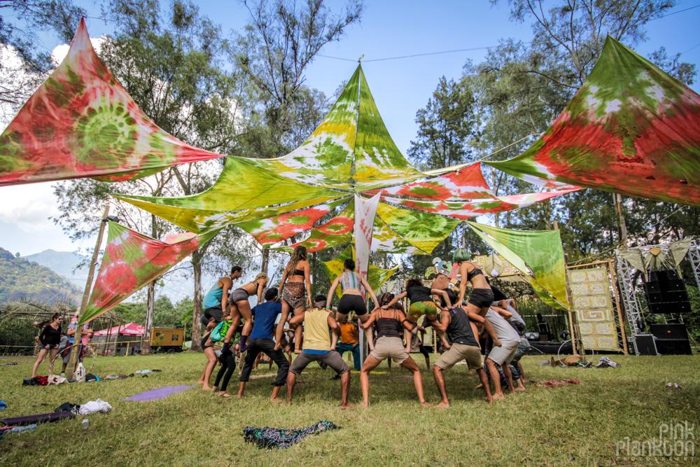 workshops at Cosmic Convergence Festival