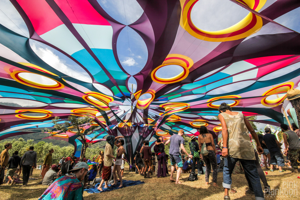 Festival Photography: Cosmic Convergence