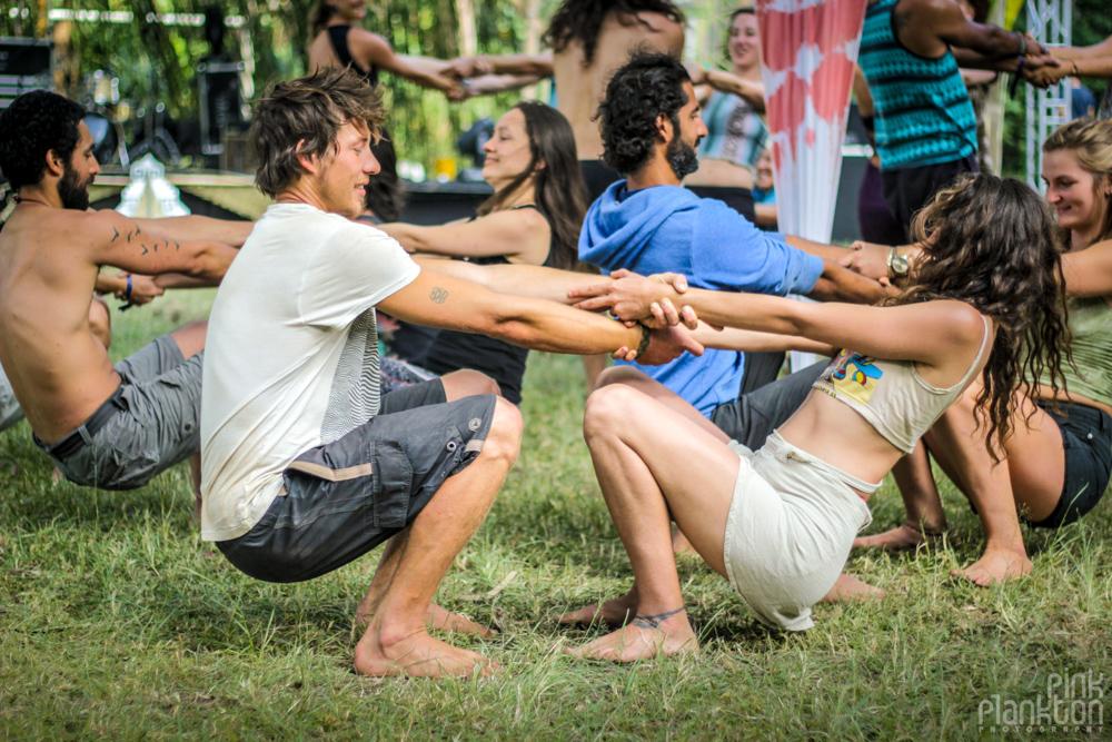 Cosmic Convergence Festival acroyoga