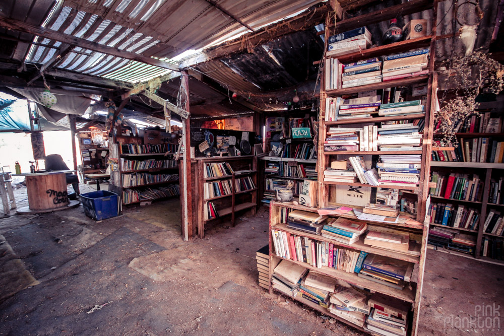 Slab City Library