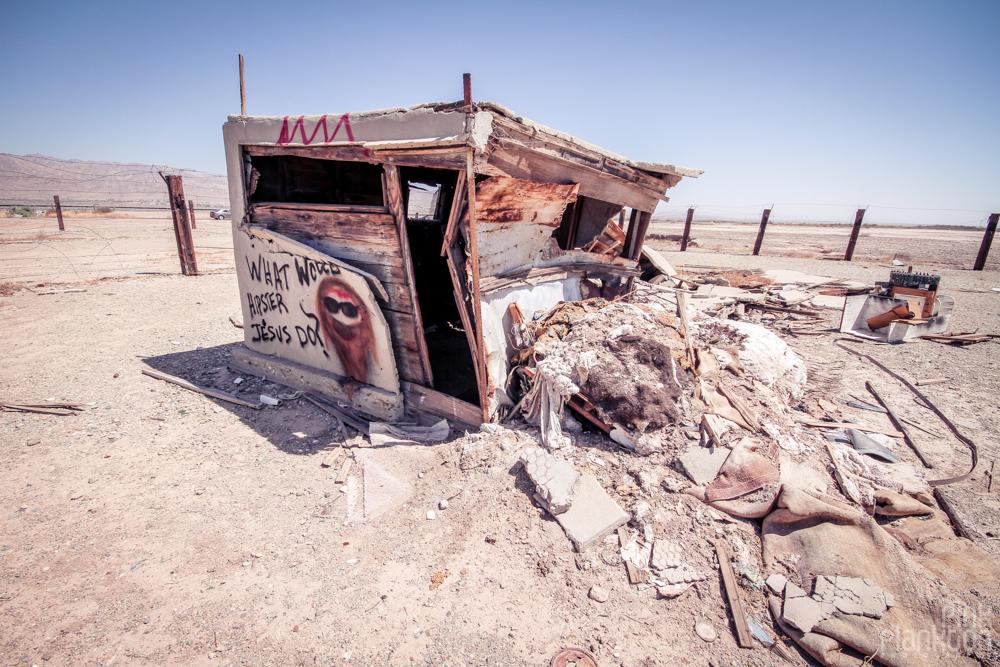 Salton Sea alien portal
