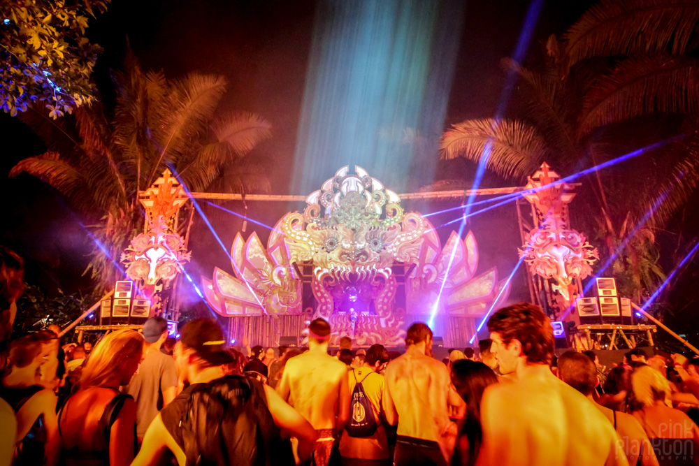 Envision Festival main stage