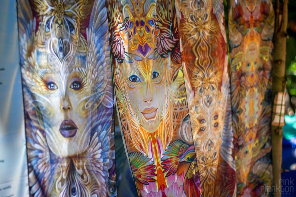Envision Festival art