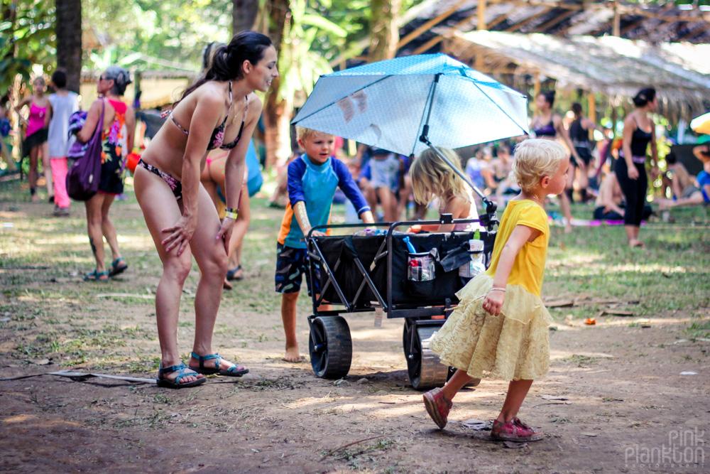 Envision Festival kids