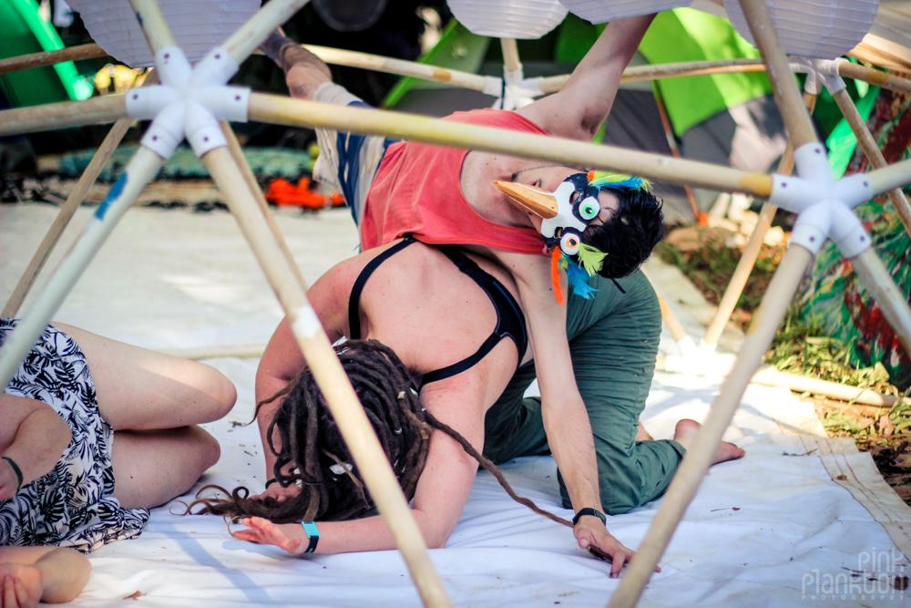 Envision Festival contact imporvisation