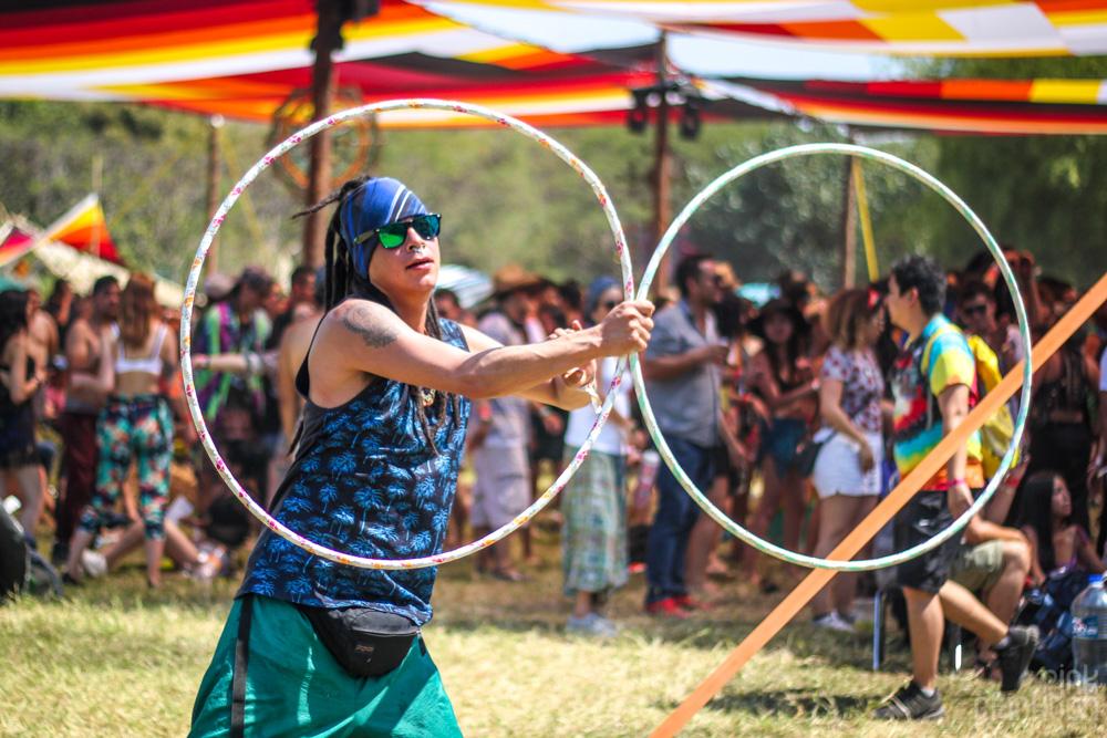 Festival Ometeotl hooper