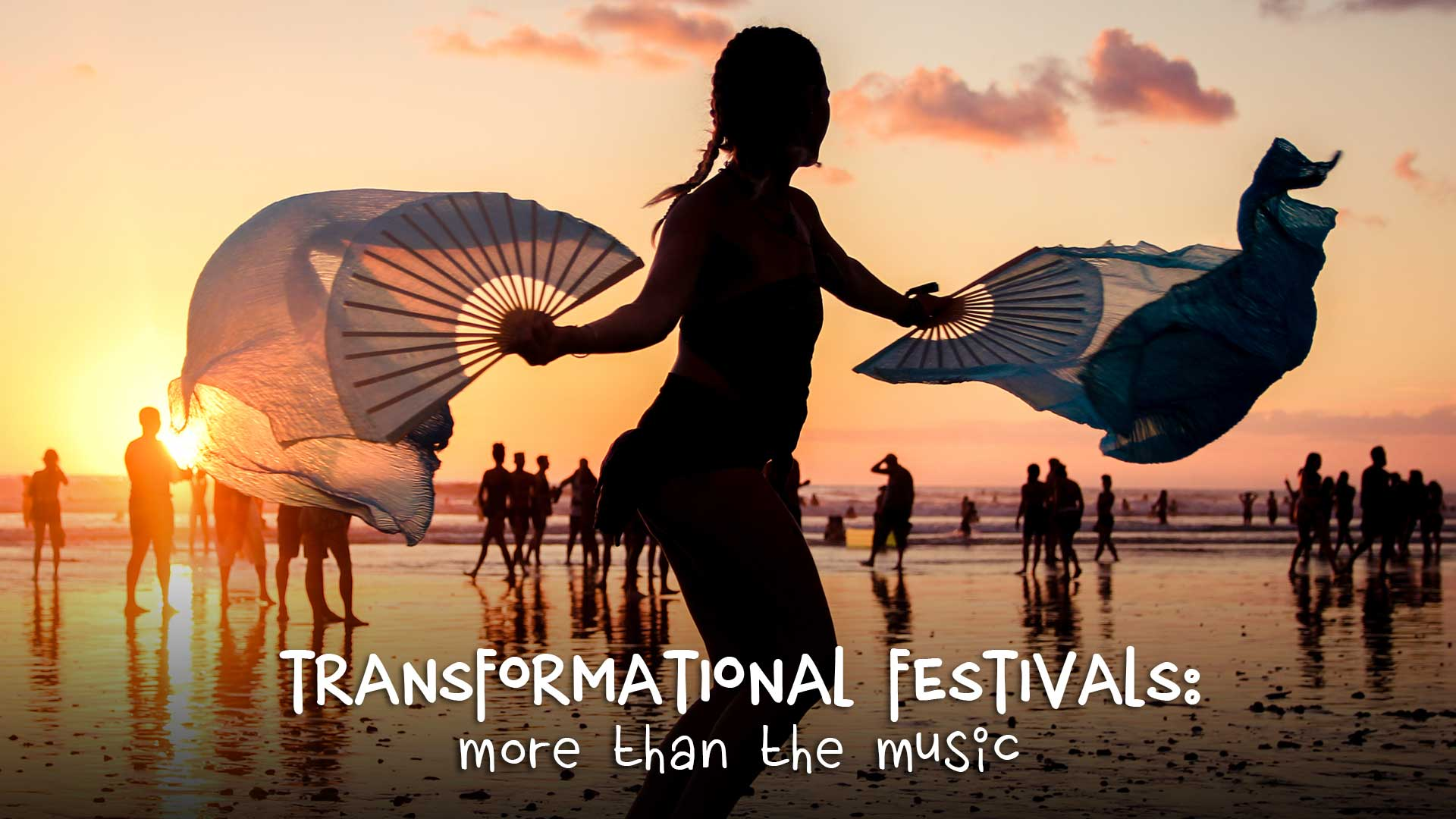 Transformational Festivals: more than the music (mini-documentary)