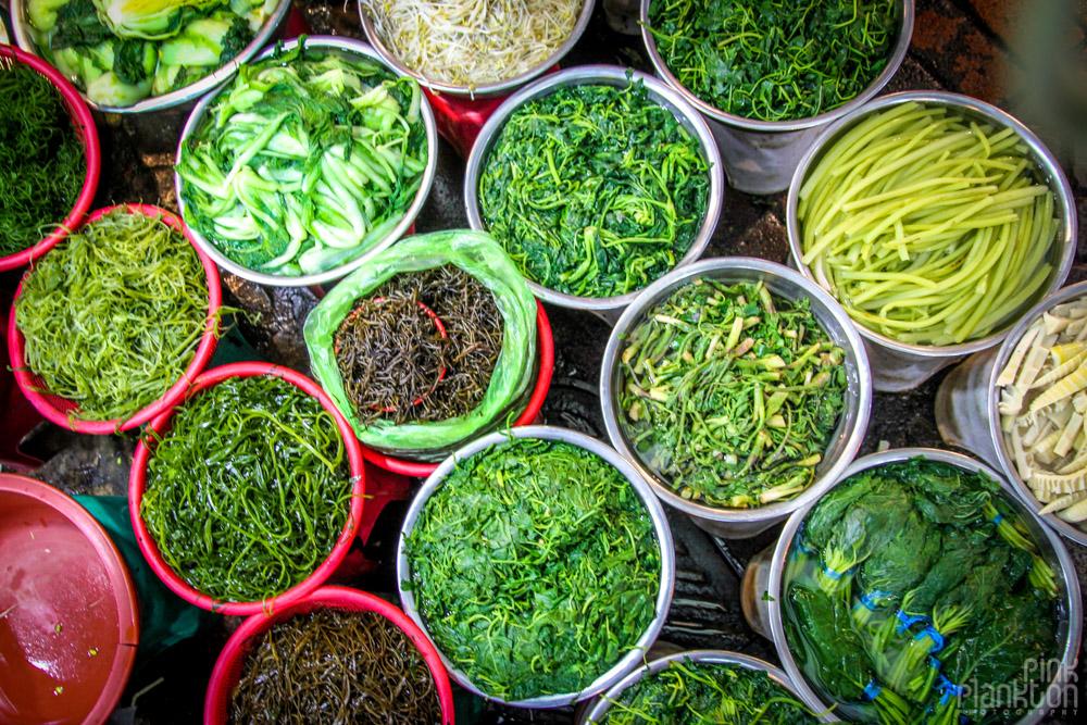 seaweed market in South Korea