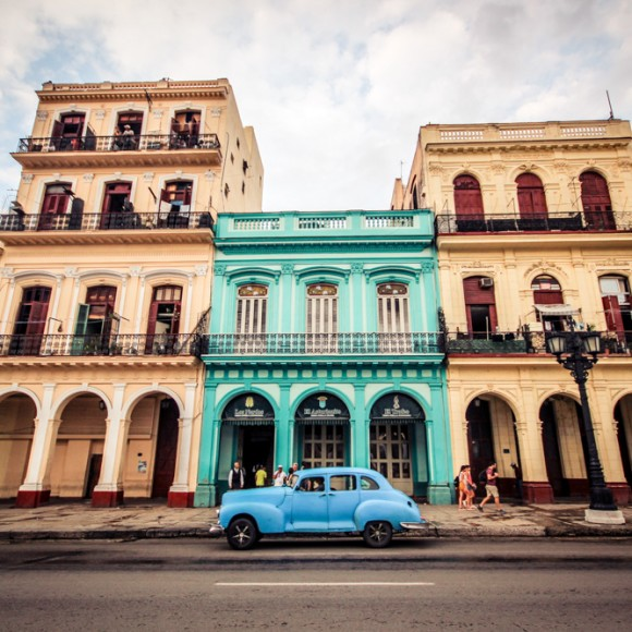 Photographing the Grunge Feel of Havana, Cuba