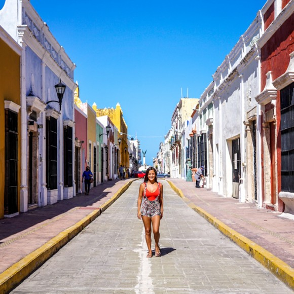 Campeche: Mexico's Pastel-Coloured Town