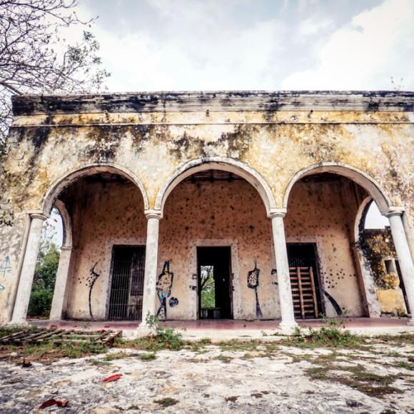 Misnebalam: A Haunted Ghost Town in Mexico's Yucatan Peninsula