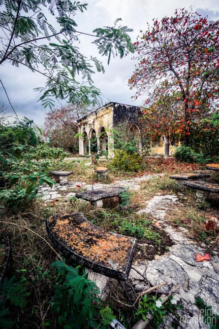 Minsebalam abandoned ghost town