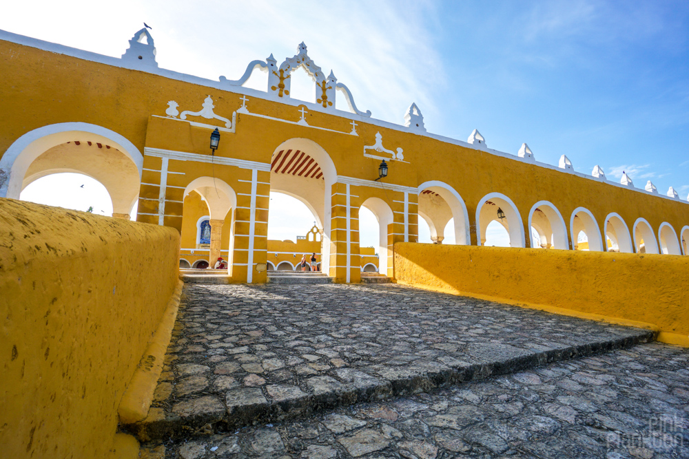 fort of Izamal, Mexico